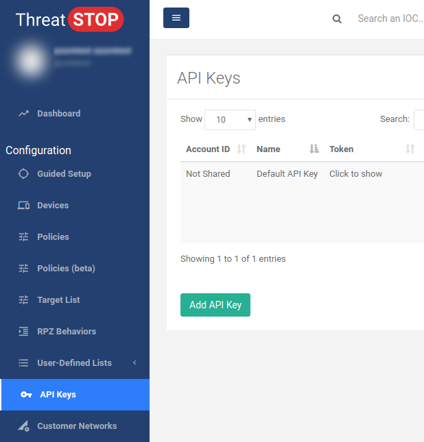 DNS Firewall on Microsoft Azure   ThreatSTOP Dochub