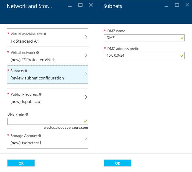 Threatstop Dochub: ThreatSTOP DNS Firewall On Microsoft Azure
