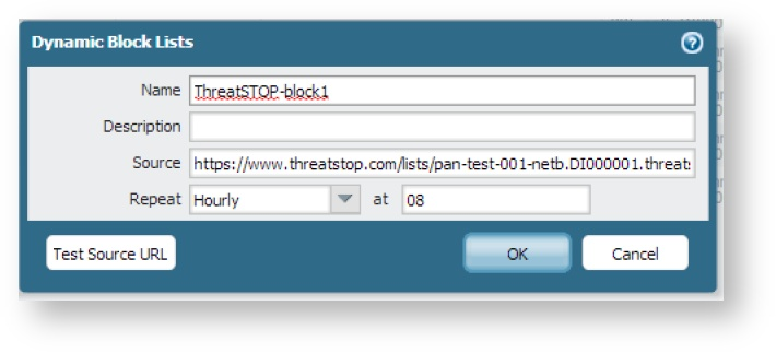 Palo Alto Networks (PanOS) - HTTP method | ThreatSTOP Dochub
